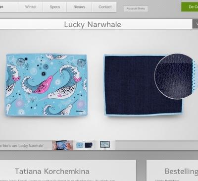 jonodesign.com lucky narwhale1
