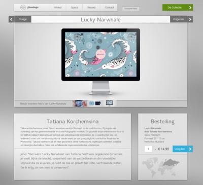 jonodesign.com lucky narwhale